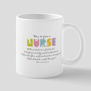 How to Grow a Nurse Mug