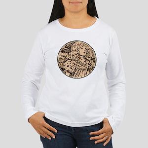 small lady Women's Long Sleeve T-Shirt