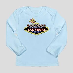 Fabulous Las Vegas Long Sleeve Infant T-Shirt