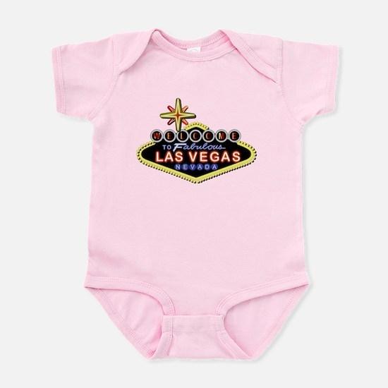 Fabulous Las Vegas Infant Bodysuit