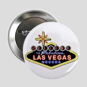 """Fabulous Las Vegas 2.25"""" Button"""