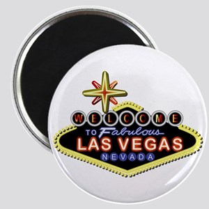Fabulous Las Vegas Magnet