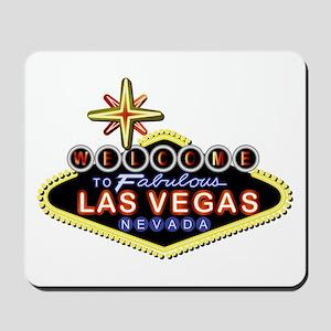 Fabulous Las Vegas Mousepad