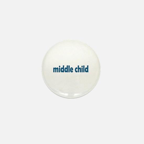 middle child Mini Button