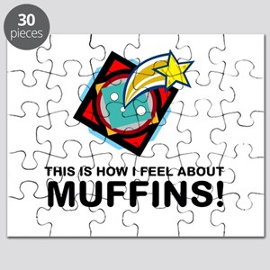 Muffin Eater Puzzle
