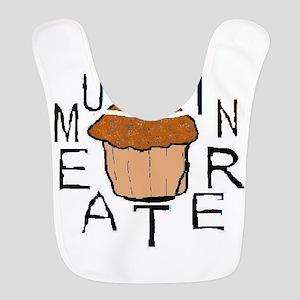 Muffin Eater Bib
