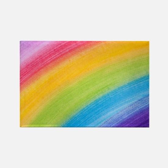 Acrylic Rainbow Magnets