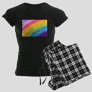 Acrylic Rainbow Pajamas