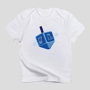 Hanukkah Dreidel Infant T-Shirt