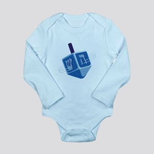 Hanukkah Dreidel Body Suit