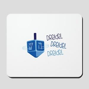 DReideL DReideL DReideL Mousepad