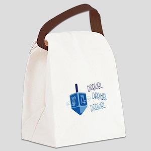DReideL DReideL DReideL Canvas Lunch Bag