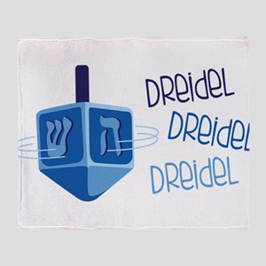 DReideL DReideL DReideL Throw Blanket