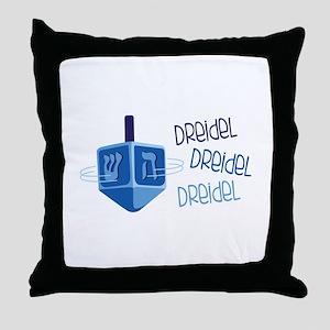 DReideL DReideL DReideL Throw Pillow