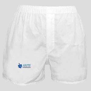 HAPPY HANUKKAH! Boxer Shorts