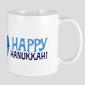 HAPPY HANUKKAH! Mugs