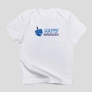 HAPPY HANUKKAH! Infant T-Shirt