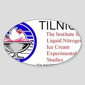 TILNICESXL4 Sticker