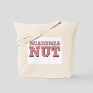 Academia Nut Salmon Tote Bag