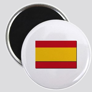 Spain Civil Flag Magnet