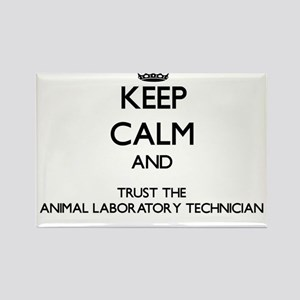 Keep Calm and Trust the Animal Laboratory Technici