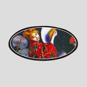 Monet: La Japonaise Patches