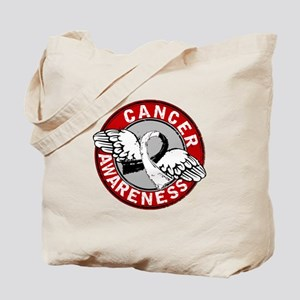 Carcinoid Cancer Awareness 14 Tote Bag