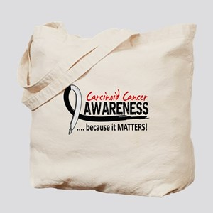 Carcinoid Cancer Awareness 2 Tote Bag