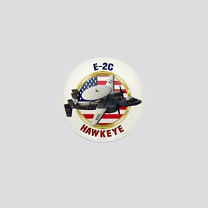 E-2C Hawkeye Mini Button