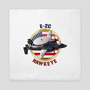 E-2C Hawkeye Queen Duvet