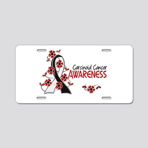 Carcinoid Cancer Awareness Aluminum License Plate