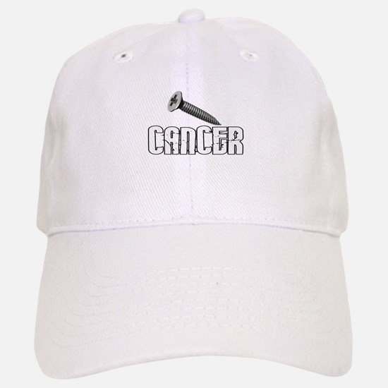 Screw Carcinoid Cancer 1C Baseball Baseball Cap