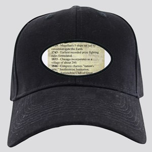August 10th Baseball Hat
