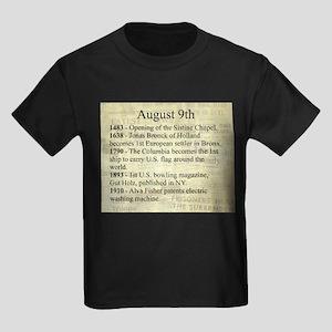 August 9th T-Shirt