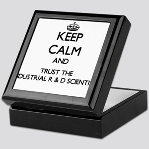 Keep Calm and Trust the Industrial R & D Scientist