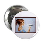 """Dove 2.25"""" Button (10 pack)"""