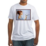 Dove Fitted T-Shirt