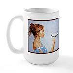 Dove Large Mug