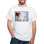 Dove White T-Shirt