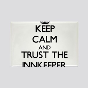 Keep Calm and Trust the Innkeeper Magnets