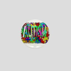 Autism Awareness Mini Button