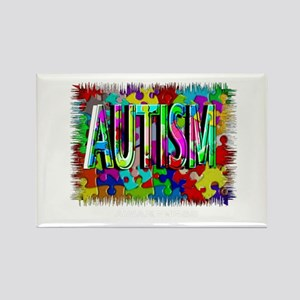 Autism Awareness Magnets