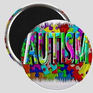 Autism Awareness Magnets
