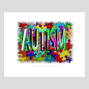 Autism Awareness Poster Design