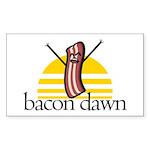 Bacon Dawn Sticker
