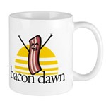 Bacon Dawn Mugs