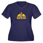 Bacon Dawn Plus Size T-Shirt