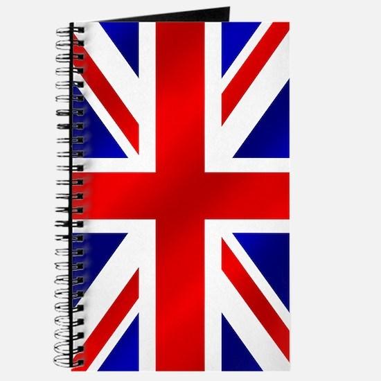 Union Jack Uk Flag Journal