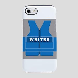 Richard Castle Vests iPhone 7 Tough Case