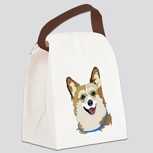 Welsh Corgis Canvas Lunch Bag